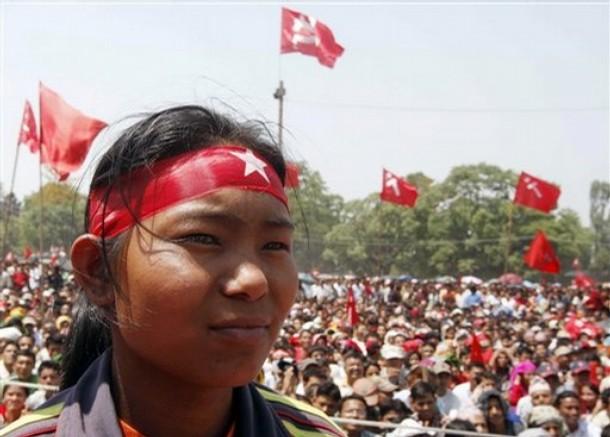 Nepal May Day