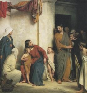 carl-bloch-jesus-and-the-little-children