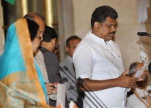 INDIA-POLITICS-CABINET