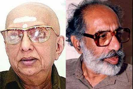 சோ ராமசாமி சுந்தர ராமசாமி