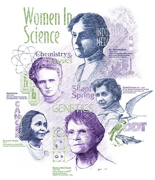 அறிவியல் உலகில் பெண்கள் - அன்னா