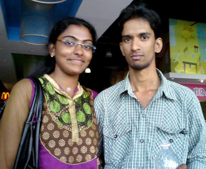 பார்த்தசாரதி - சரண்யா