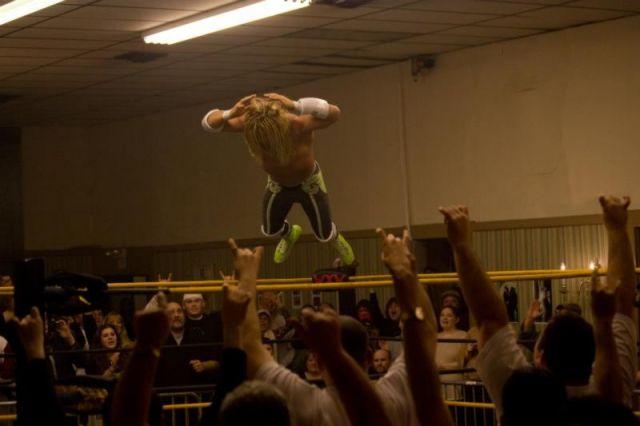 The Wrestler (2008) : அமெரிக்க மல்லர்களின் உண்மைக் கதை !