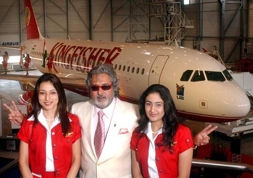 கிங் பிஷர் ஏர்லைன்ஸ்: மல்லையா போதைக்கு இந்தியா ஊறுகாயா?