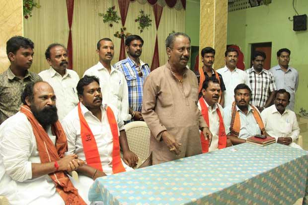 நித்தியானந்தா-மதுரை ஆதீனம் மீட்புக் குழு