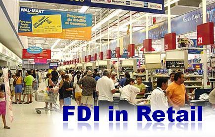 FDI-Retail