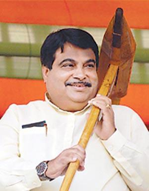 நிதின்-கட்காரி