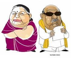 கருணா - ஜெயா கார்ட்டூன்