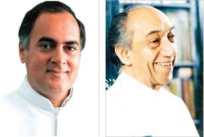 ராஜீவ் காந்தி, ஜெயவர்தனே