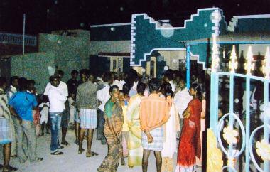 கோவிந்த ராஜ் வீடு