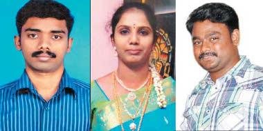 சீனிவாசன், கல்பனா, தினேஷ் பாபு