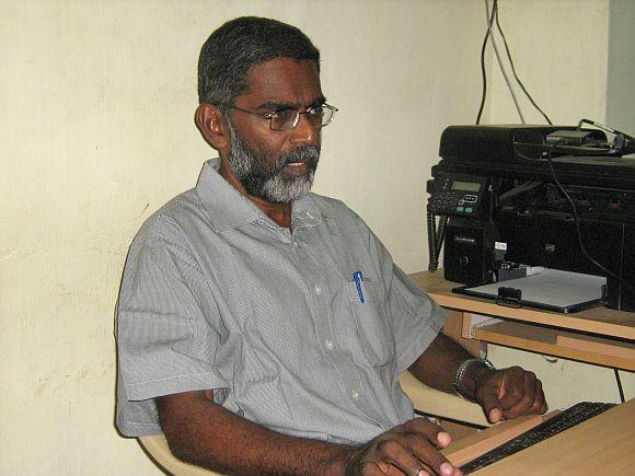 அணுசக்திக்கு எதிரான மக்கள் இயக்கத்தின் ஒருங்கிணைப்பாளர் உதயகுமார்