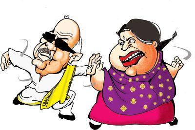 ஜெயா-கருணா
