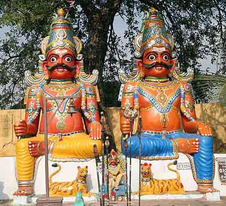 Ayyanar temple