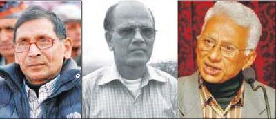 கிரண், பசந்தா, கஜூரேல்