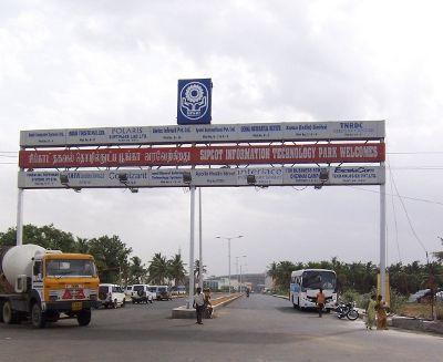 சிறுசேரி சிப்காட்