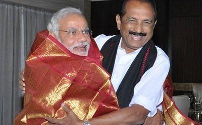 வைகோ பாஜக கூட்டணி