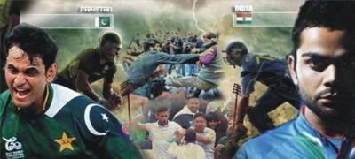 இந்தியா பாகிஸ்தான் கிரிக்கெட் வெறி