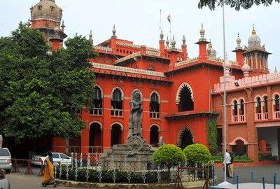 சென்னை உயர்நீதி மன்றம்