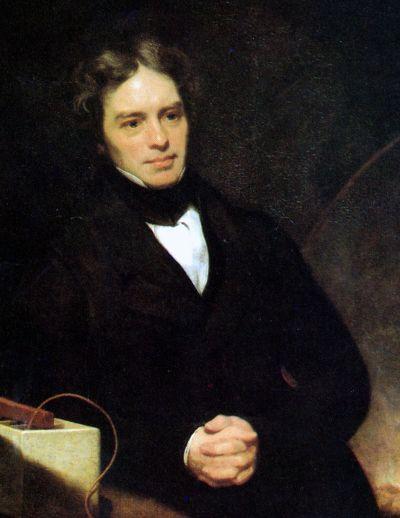மைக்கேல் ஃபாரடே - 1842ல்