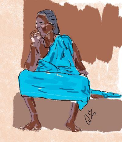 கிராமத்துப் பெண்