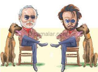 rajini-modi-with-dogs