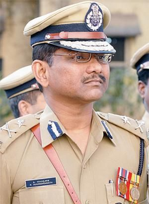 கூடுதல் காவல்துறை தலைமை அதிகாரி (ADGP) பி. ரவீந்திரநாத்