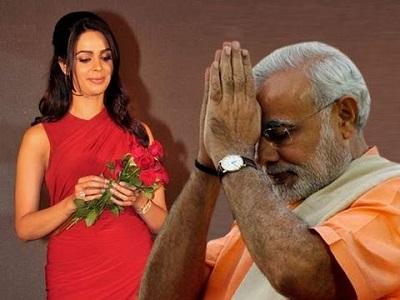 மல்லிகா ஷெராவத்தின் நடிப்பை விட ஆர்.எஸ்.எஸ் நடிப்பு அட்டகாசம்!