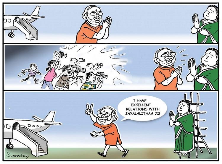 கார்ட்டூன் - நன்றி: The Hindu