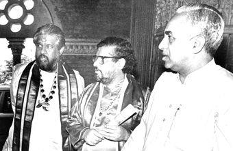 சு.சாமி - சந்திராசாமி