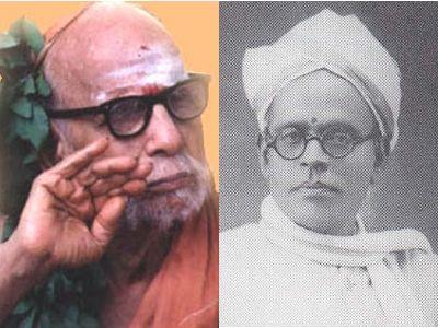 சங்கராச்சாரி, சத்யமூர்த்தி