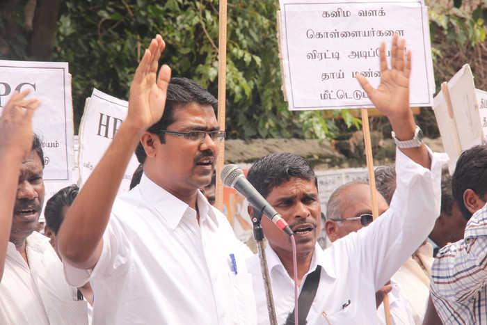வாஞ்சிநாதன் (வழக்கறிஞர்) –HRPC மதுரை மாவட்ட துணைச்செயலர்