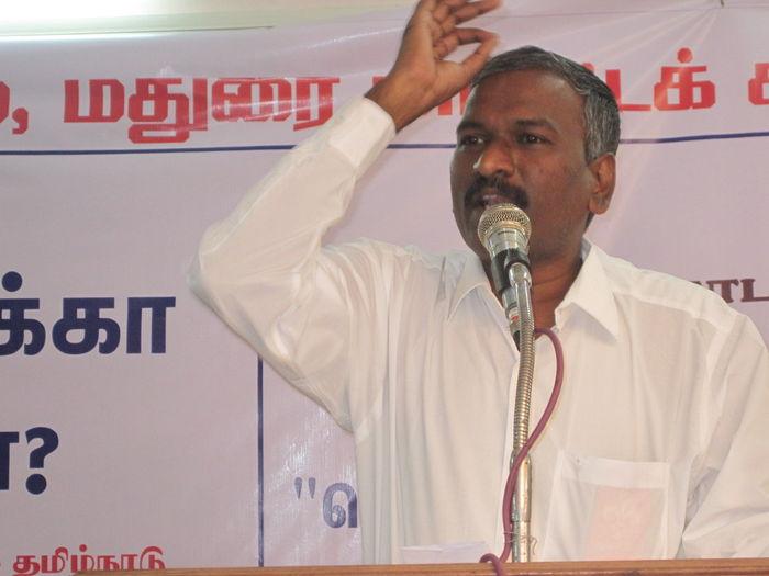 தோழர் சி ராஜூ