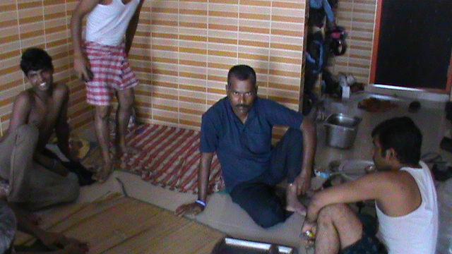 வாரணாசி தொழிலாளர்