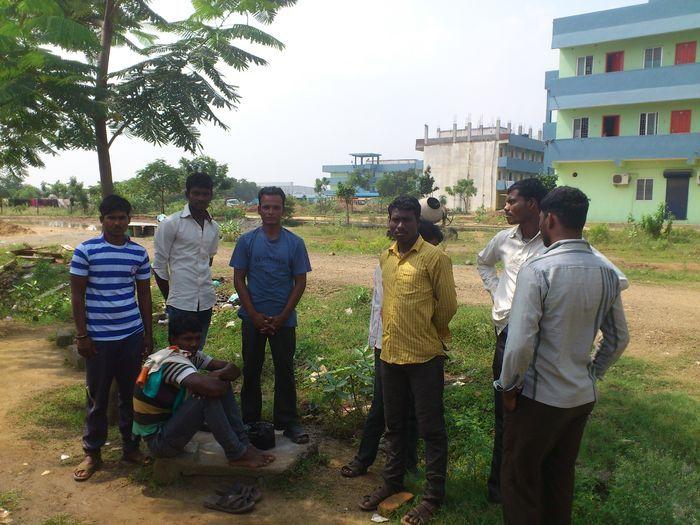 மகாராஷ்டிரா தொழிலாளர்கள்
