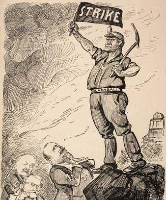 striking-worker