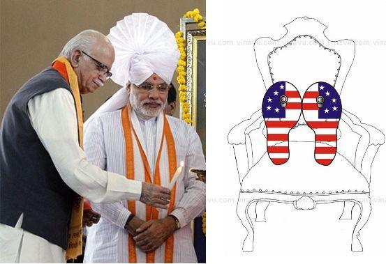 அத்வானிக்கு பத்ம விபூஷண்