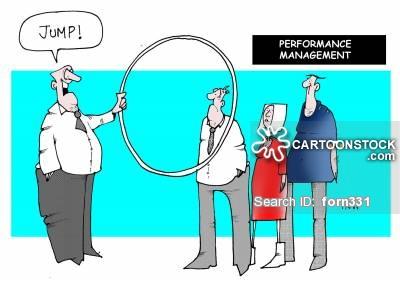 "Performance Management: ""Jump!"""
