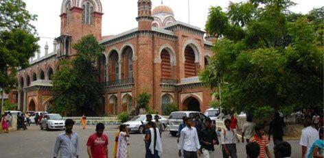 சென்னை பல்கலைக் கழகம்
