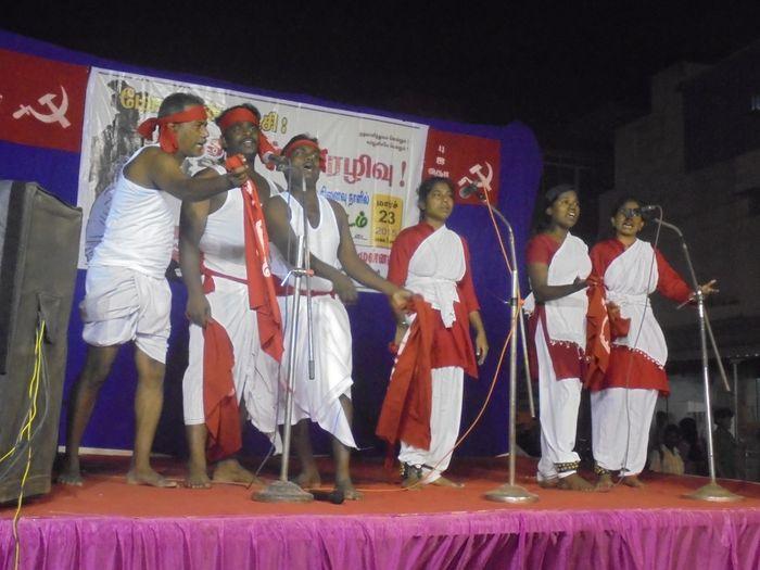 சென்னை மறுகாலனியாக்க எதிர்ப்பு தினம்