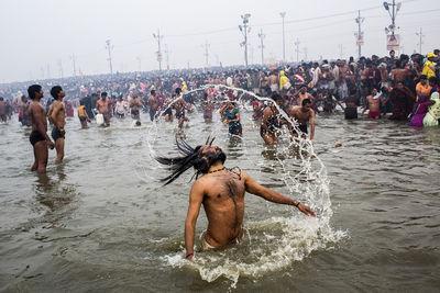 நாகா சாதுக்கள்