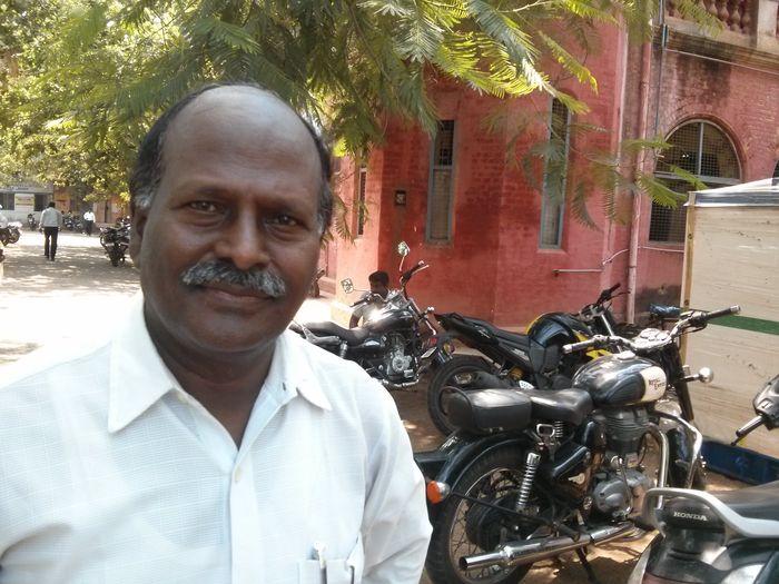 வழக்குரைஞர் சந்திரசேகர்