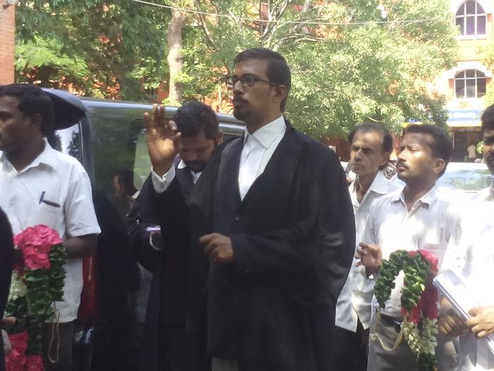 APSC தடை நீக்கம் - உயர்நீதிமன்றத்தில் அம்பேத்கர் பெரியாருக்கு மரியாதை
