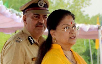 வசுந்தரா ராஜே சிந்தியா