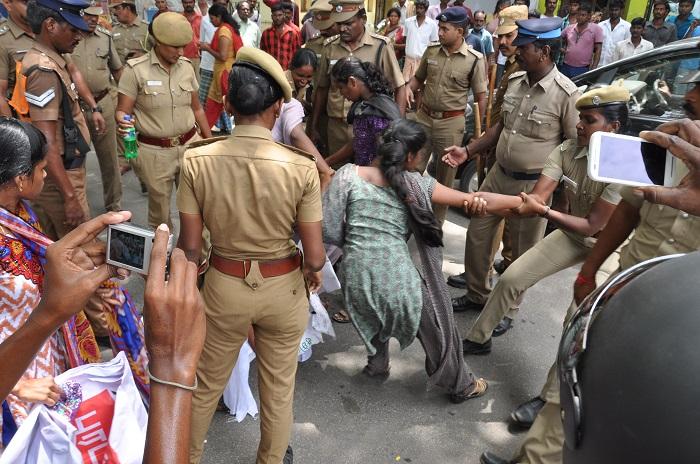 pachayappa protest 3