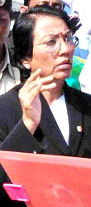 குஜராத்தின் சிறப்பு நீதிமன்ற முன்னாள் நீதிபதி ஜோட்சனா யாக்னிக்