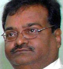 ம.பி. ஆளுநர் ராம்நரேஷ் யாதவின் மகள் ஷைலேஷ் யாதவ்.