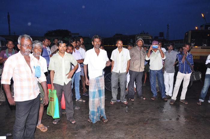 காங்கயம் மக்கள் அதிகாரம் ஆர்ப்பாட்டம்