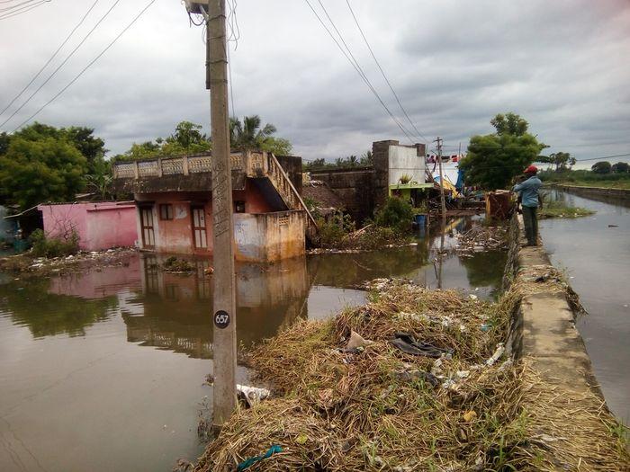 காஞ்சிபுரம் வெள்ளம்