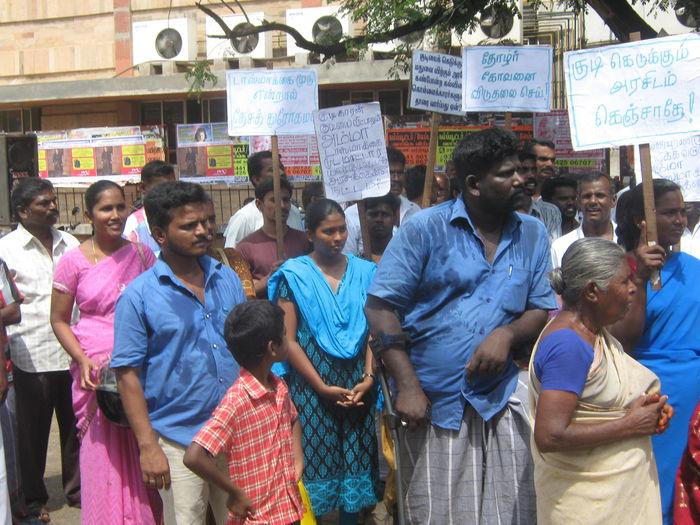 kovan-arrest-madurai-demo-06கோவன் கைது - மதுரை ஆர்ப்பாட்டம்